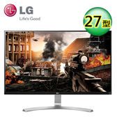 【LG 樂金】27UD68-W 27型 AH-IPS 4K 電競電腦螢幕