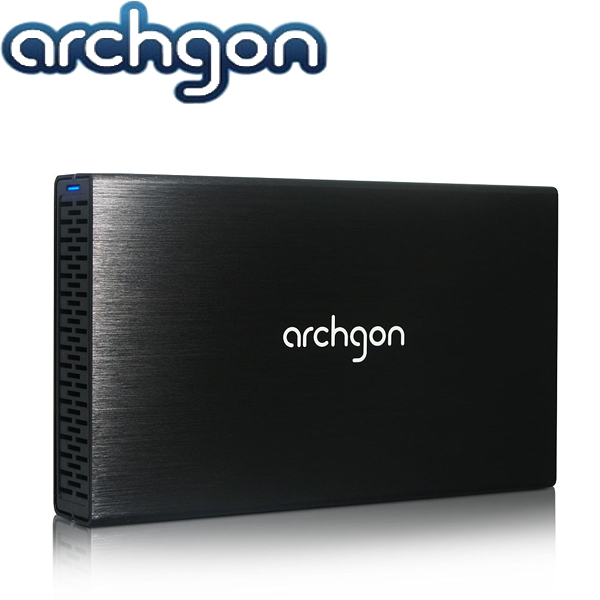 【免運費】archgon 亞齊慷 MH-3231 USB3.0 3.5吋 SATA 硬碟 外接盒(MH-3231-U3V3)