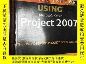 二手書博民逛書店Using罕見Microsoft Office Project