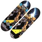 四輪滑板專業雙翹初學成人青少年閃光輪楓木兒童玩具滑板車  糖糖日繫森女屋