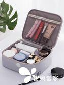 化妆包多功能化妝品包箱小號便攜韓國簡約大容量隨身收納袋包盒可愛少女