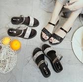 涼鞋拖鞋兩穿女夏時尚外穿