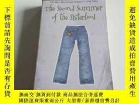 二手書博民逛書店the罕見second summer of the sister