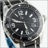 【萬年鐘錶】Gc瑞士 陶瓷錶 GXX85008G2S
