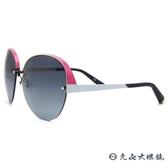 Dior 太陽眼鏡 Superbe L7RHD (桃紅-白) 大框款 鈦 墨鏡 久必大眼鏡