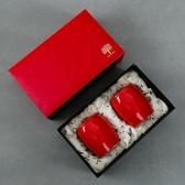 紅茶陶瓷罐金駿眉茶葉包裝春節新品福鼎白茶禮盒肉桂毛峰空