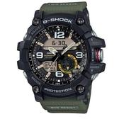 【東洋商行】免運 CASIO 卡西歐 G-SHOCK 戶外探險雙重感應器運動錶 防塵 防泥 GG-1000-1A3DR 電子錶 手錶