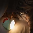小夜燈臥室嬰兒睡眠燈充電式