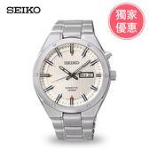 【SEIKO】精工(5M83-0AB0S)SMY147P1 人動電能 日期顯示 不銹鋼男錶