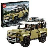 LEGO 樂高 Technic Land Rover Defender 42110 Building Kit