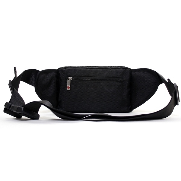 斜背包 耐用尼龍金屬牌多層多功能男包女包腰包包 NEW STAR BW30