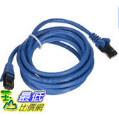 [美國直購] Belkin 貝爾金 Snagless CAT6 Patch 電纜 Cable RJ45M/RJ45M 7 Blue ( A3L980b07-BLU-S )