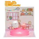 【震撼精品百貨】角落生物 Sumikko Gurashi~小夥伴吸盤公仔-北極熊#11972