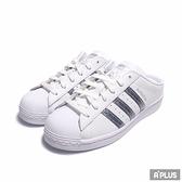 ADIDAS 女休閒鞋SUPERSTAR MULE W-FZ2260