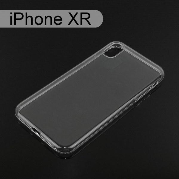 超薄透明軟殼 iPhone XR (6.1吋)