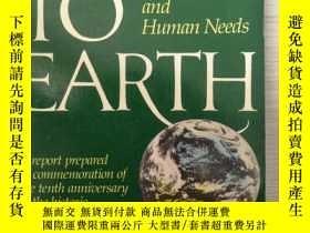 二手書博民逛書店DOWN罕見TO EARTH(英文原版)大32開本Y24355