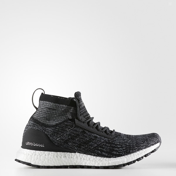Adidas UltraBOOST All Terrain [S82036] 男鞋 運動 慢跑 中統 黑 灰 愛迪達