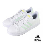 Adidas Grang 白色 皮質 休閒運動鞋 女款NO.J0419【新竹皇家 EG7643】