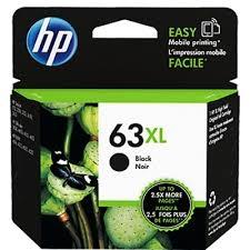 HP F6U64AA NO.63XL原廠大印量黑色墨水匣 適用DJ3630/2180/2130/1110/ENVY4520/OJ3830/4650(原廠品)