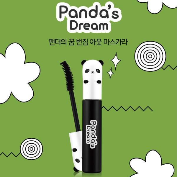 韓國 TONYMOLY 熊貓睫毛膏 10g 兩款可選【櫻桃飾品】【23068】