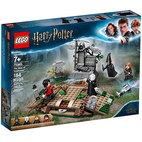 樂高積木 LEGO 2019《 LT75965 》Harry Potter 哈利波特系列 - The Rise of Voldemort╭★ JOYBUS玩具百貨