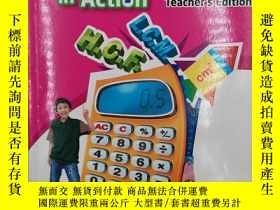 二手書博民逛書店primary罕見mathematics in action teacher s editon 4AY1913