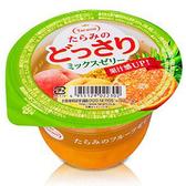 【日本】Tarami 鮮Q綜合鮮果肉果凍230g/個【愛買】