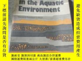 二手書博民逛書店Metal罕見pollution in the Aquatic