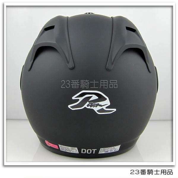 【GP5 A613 素色 3/4罩 安全帽 消光黑 】內襯全可拆洗、免運費
