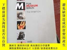 二手書博民逛書店FILM罕見MUSEUM BERLIN(柏林電影博物館)Y292899 見圖 見圖 出版2000