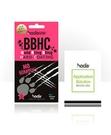 【默肯國際】HODA -BBHC iphone5/5S 亮晶晶 星星亮粉 高透光 手機螢幕保護貼 (一組2入) 現貨代貼
