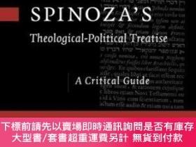 二手書博民逛書店Spinoza s罕見 theological-political Treatise Y255174 Yitz