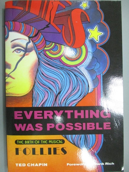 【書寶二手書T7/音樂_POY】Everything Was Possible: The Birth Of The Mu