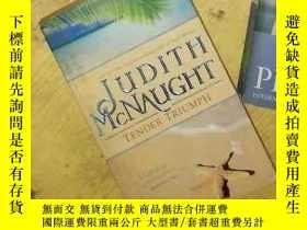二手書博民逛書店Tender罕見Triumph (Sonnet Books) 英