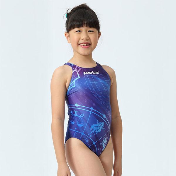 ≡MARIUM≡ 小女競賽型泳裝 MAR-4003WJ (NG商品)