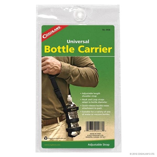 丹大戶外【Coghlans】加拿大 Bottle Carrier 水壺攜行帶 0036