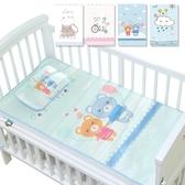 嬰兒床冰絲涼蓆 幼兒園兒童網眼透氣枕頭+床墊涼蓆-JoyBaby