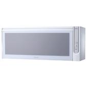 (含標準安裝)櫻花懸掛式臭氧殺菌烘碗機90cm(與Q7565AWXL同款)烘碗機白色Q-7565AWXL