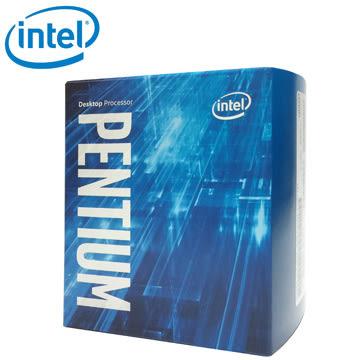 Intel Pentium G4600 處理器(盒裝)