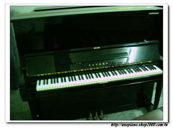 【HLIN漢麟樂器】好評網友推薦-超新二手中古山葉yamaha三號鋼琴-中古二手鋼琴中心01
