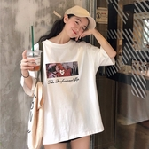 夏季2020新款潮韓版原宿風bf寬鬆上衣ins超火網紅t恤女短袖ins潮 中秋降價