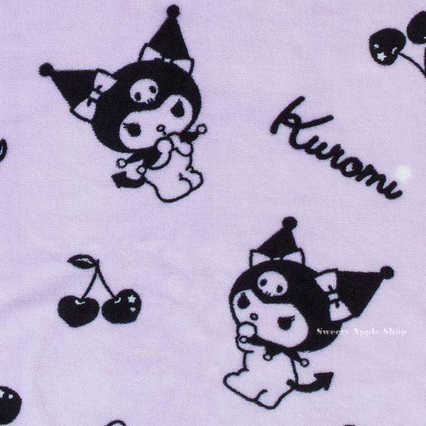 日本限定 庫洛米 玩偶娃娃 摺疊毛毯 / 抱枕