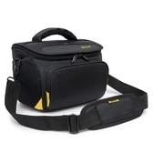 相機收納包 尼康相機包 單反D7200D7100D7000 D5300 D3400D90便攜側背攝影包新年禮物