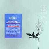 Kiehl's 契爾氏  特級保濕無油潔面慕斯3ML  (PP包/試用包)  1包 [ IRiS 愛戀詩 ]