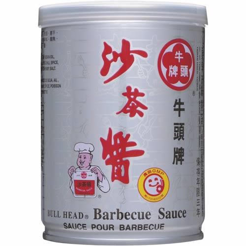 牛頭牌沙茶醬250g