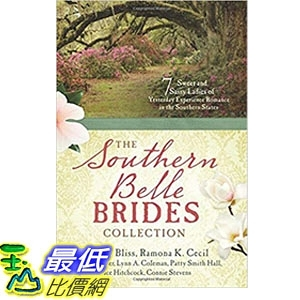 2018 amazon 亞馬遜暢銷書 The Southern Belle Brides Collection