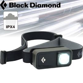 【Black Diamond 美國 Ion 觸碰式頭燈 碳黑】620615/頭燈/登山/露營/防水頭燈★滿額送