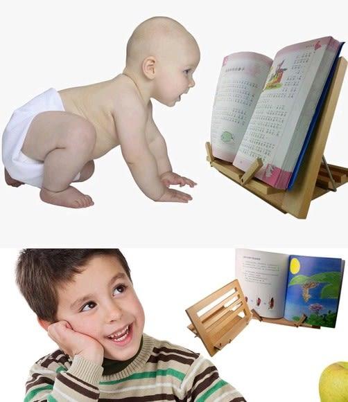 閱讀架英國老牌讀書架實木閱讀架床上看書架誦經架字帖架臨帖架ipad支架霓裳可卡衣櫃