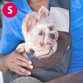運動風寵物側背包-S號 貓狗外出提袋 外出包 寵物包 瘋狂爪子《生活美學》