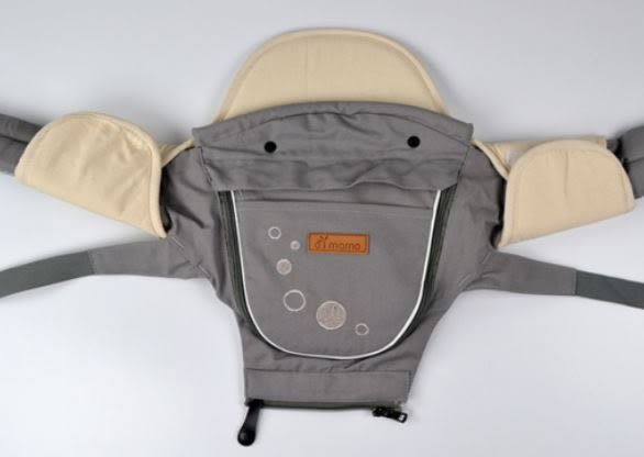 韓國aimama版寶寶腰凳揹巾專用 護頸墊 保護寶寶頸椎(F0100)